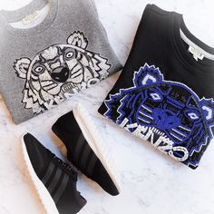 Discover the new Kenzo collection! We're in love with the Tiger! And you?  -- -- #kenzo #kenzokids #kids #fashionkids #fashionkid #fashiongirl #adidas #fashion #tiger #sweat #summer #shop #summerstyle