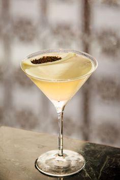 "Petrossian History, LAX Caviar Cocktail + ""Caviar in the Air"""