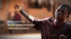 This campaign by #TheGoodAgency used Instagram to help raise £2.5m and bring clean water to 134,000 people in Malawi.