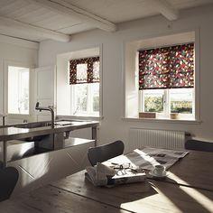 ann idstein® | Roller Blinds | ann idstein staff kitchen in Dalby, Sweden