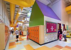 Designed by HMFH Architects, Three Innovative Elementary Schools Open in Concord, NH | HMFH Architects Inc. | Archinect