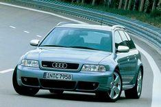 Ficha técnica completa do Audi RS4 Avant 2.7 V6 2001