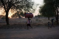 In Pictures: Displaced in South Sudan - In Pictures - Al Jazeera English