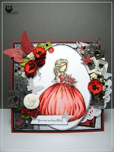 Card, Copic, Scrapberry's
