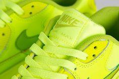 NIKE AIR MAX 90 GS (VOLT/FIERCE GREEN)   Sneaker Freaker