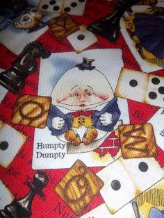 Animal Alphabet Games fabric by J. Wecker Frisch by Xenasheart, $3.99