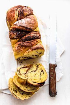 Pumpkin & Chocolate Bread