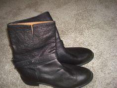 New Madewell J. Crew  Women  The Biker Boot item 18405  Black 9.5 $248 #Madewell #FashionKneeHigh