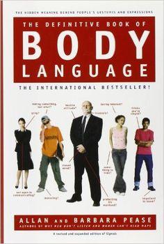 The Definitive Book of Body Language: Barbara Pease, Allan Pease: 9780553804720: Amazon.com: Books