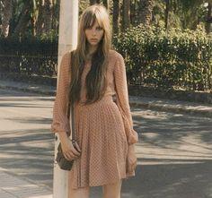 Edie Campbell x Orla Kiery Spring '11