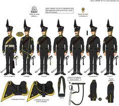 Titre de l'image Artillerie à Cheval de Brunswick