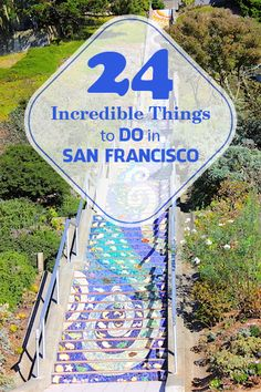 24 Bucket List Things to Do in San Francisco - Summer Bucket List Weekend In San Francisco, San Francisco Travel, Visit California, California Travel, Northern California, Vacation Trips, Vacation Spots, Vacation Ideas, Vacations