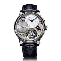 See the Jaeger-LeCoultre Master Grande Tradition Gyrotourbillon 3 Jubilee watch - Movement : Manual-winding mechanical - Best Watches For Men, Fine Watches, Luxury Watches For Men, Cool Watches, Rolex Watches, Popular Watches, Jaeger Lecoultre Watches, Tourbillon Watch, Dream Watches