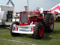 International Harvester 1206 van
