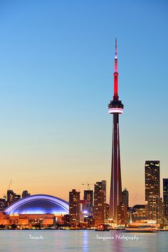 ˚Toronto Skyline - Canada