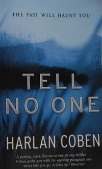 Tell No One By Harlan Coben Paperback 2001 From Bella Terra Books Sku Biblio777 Harlan Coben Ender S Game Book Books