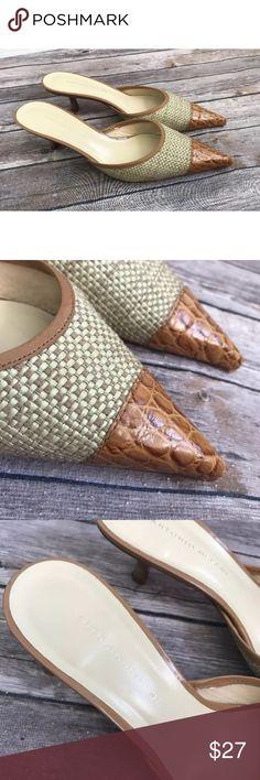 Antonio Melani glove-fit heels Antonio Melani • size 9 ANTONIO MELANI Shoes Heels