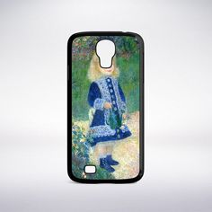 Pierre-Auguste Renoir - A Girl With A Watering Can Phone Case