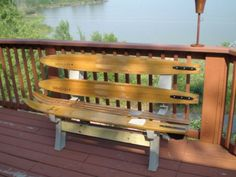 Will be making one of these one day for our cabin at the lake! :)
