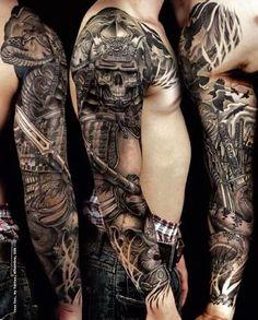 Samurai Tattoos 31                                                                                                                                                                                 More