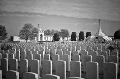 Tyne cot cemetery  Weekend wapenstilstand 2014