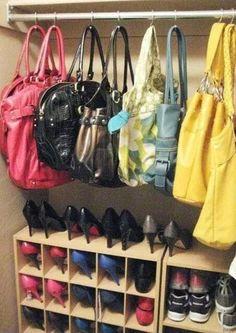 Taschen-/Schuh-Aufbewahrung