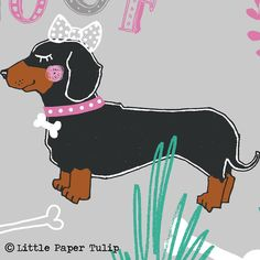 Another character for @peppyinkdesign. You can buy some of my work from their website on the 5th May. http://www.peppyink.com #dog #dogillustration #illustration #illustratorsoninstagram #character #characterdesign #characterillustration #childrenswear #childrensprints #kidsprints #kidsfashion #kidsillustration #summer16 #sausagedog #dachshund #doxie #dachshundlove #licensing #photoshop #design #drawing #digitalart #print #prints #peppyink #littlepapertulip #cute #colour