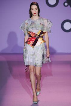 Andrew GN collection printemps-été 2015 #mode #fashion