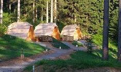 10 best campsites and cabins in Slovenia
