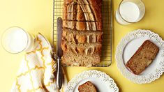 Banana Banana Bread- used clarified butter, coconut palm sugar, sprouted spelt flour