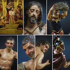Gran alegría: Darío Fernández premio Semana Santa de Sevilla de las Artes. Sevilla se lo debía. @moraosdaimiel #coronaciondeespinas