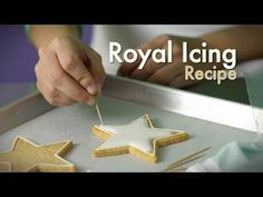 ▶ Royal Icing Recipe (How-to) - YouTube