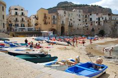 Cefalù, Sicilia, Italy | Flickr - Photo Sharing!