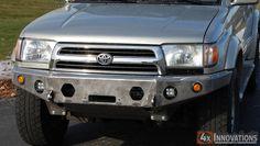 1996 - 2002 Toyota 4Runner Front Winch Mount Plate Bumper