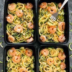 100 Best Meal Prep Recipes #mealprep #healthyrecipes #healthyeating #lunch #recipes Meal Prep Bowls, Easy Meal Prep, Easy Meals, Meal Preparation, Clean Dinners, Meal Prep Containers, Lunch Recipes, Diet Recipes, Shrimp Recipes