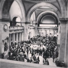 The Grand Hall, Metropolitan Museum of Art, New York City #themet #newyork #nyc