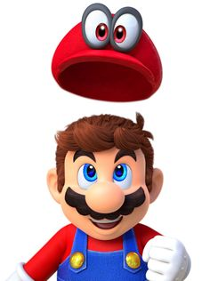 One of the most anticipated Nintendo Switch games of the year - Super Mario Odyssey - is finally coming out. Super Mario World, Super Mario Bros, Mundo Super Mario, Super Mario Birthday, Super Mario Brothers, Super Smash Bros, Super Mario Sunshine, Mario Kart, Mario Und Luigi