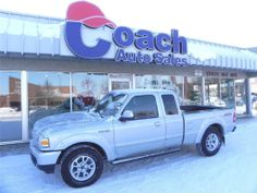 Check out this 2011 Ford Ranger FX4 for sale at Coach Auto Sales for $20,999.  Featuring a 4.0L - 6 Cylinder engine, this 4x4 truck has all the power you need.