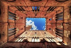 Siena,Torre del mangia by aidagri - Cities and Architecture Photo Contest