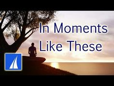 In Moments Like These (with lyrics) - Acoustified Worship - YouTube