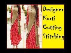 YouTube Dress Designs, Sleeve Designs, Blouse Designs, Easy Sewing Projects, Anarkali, Kurti, Designer Dresses, Models, Stitch