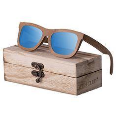 WISH CLUB Bamboo Wood Frame Lightweight Sunglasses Polarized UV 400 Retro Floating Square Mirrored Lenses Fashion Glasses (Blue) Wood 4 Good http://www.wood4goodaccessories.com/product/wish-club-bamboo-wood-frame-lightweight-sunglasses-polarized-uv-400-retro-floating-square-mirrored-lenses-fashion-glasses-blue/  Price: & FREE Shipping  #woodwork