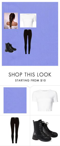 """""""Prison"""" by supernerdgirl300 on Polyvore featuring Rosetta Getty and River Island"""