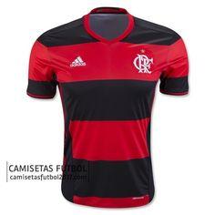 Primera camiseta de tailandia Flamengo 2017