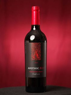 Apothic-red-wine But here we have in the Apothic Red Winemaker's Red from California, (produced by Gallo) a blend of Merlot, Syrah, and Zinfandel. Red Wine Spritzer, Red Wine Sangria, Merlot Wine, Best Red Wine, Dry Red Wine, Sweet Red Wines, Sweet Wine, Apothic Wine, Red Wine Drinks