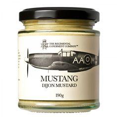The Regimental Condiment Company - Dijon mustard