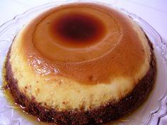 Receta: Pastel Flan Imposible (colaboración con Comiendo Rico) - La Coci...