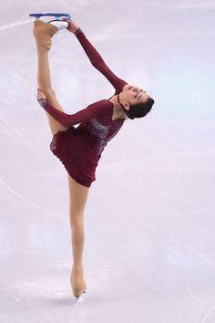 ISU World Figure Skating Championships 2016 - Day 4 Evgenia Medvedeva of Russia