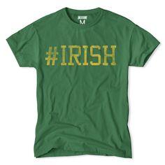 #Irish T-Shirt