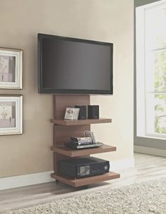 Diy tv stand ideas for your room interior luxury 18 chic and modern tv wall mount ideas for living room – Creative Maxx Ideas Diy tv stand ideas for your room interior luxury 18 chic and modern tv wall mount ideas for living room Led Tv Wall Mount, Wall Mounted Tv, Mounted Shelves, Home Design, Wall Design, Design Ideas, Diy Design, Interior Design, Tv Stand Plans
